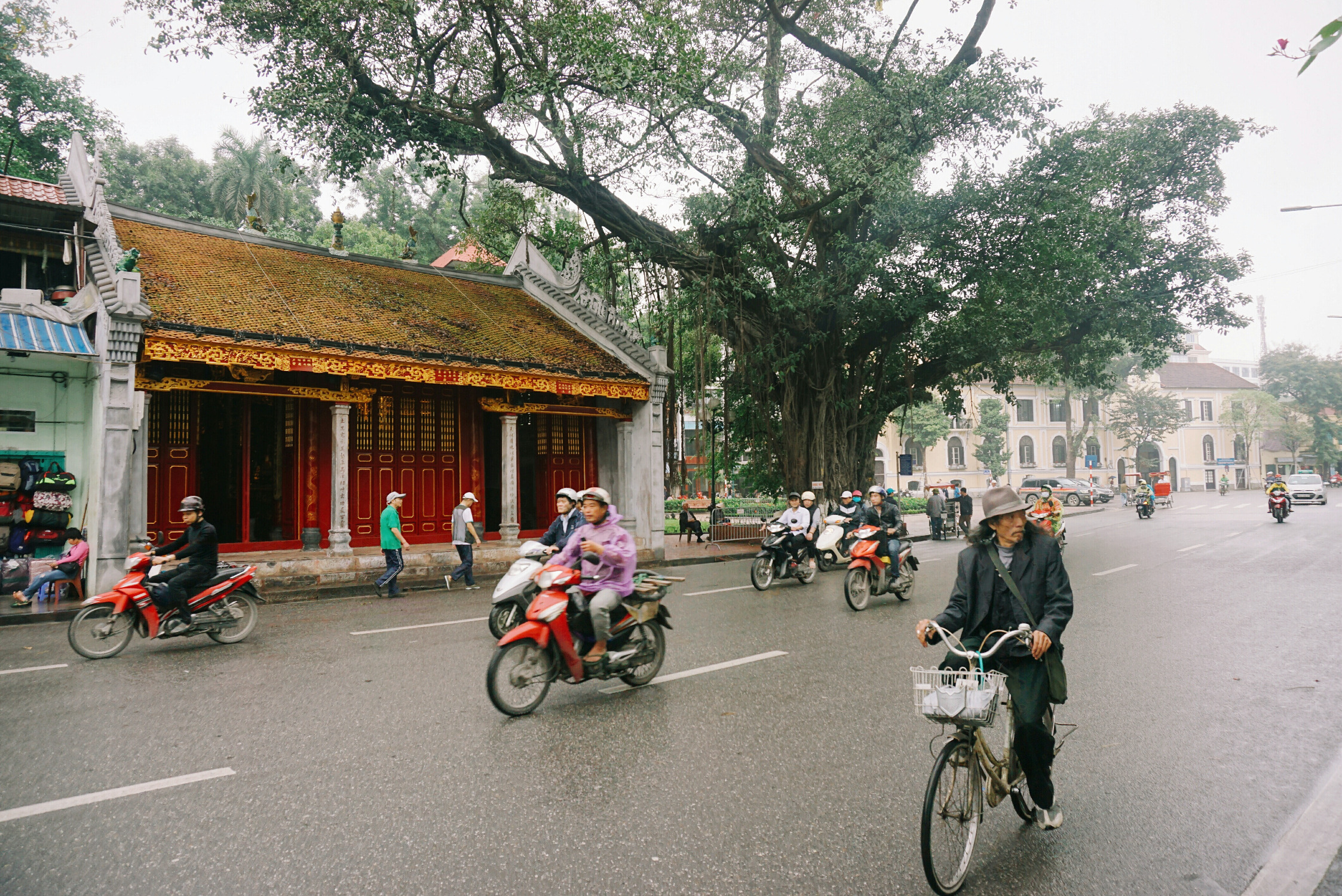 Hello Hanoi! Street (pho)tography - sweet/escapes